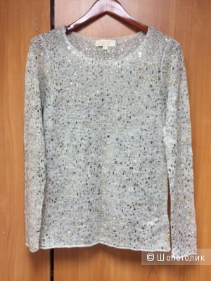 Новый нарядный свитер MICHAEL KORS  размер S