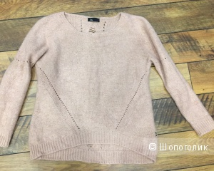 Тёплый женский итальянский свитер
