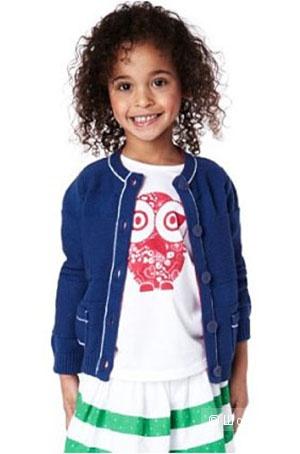 Новый кардиган кофта на пуговицах на девочку на 12-18 месяцев Marks & Spencer
