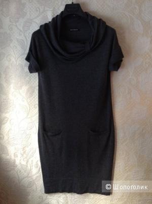 Серое платье Penny Black (Max Mara) 44-46 размер
