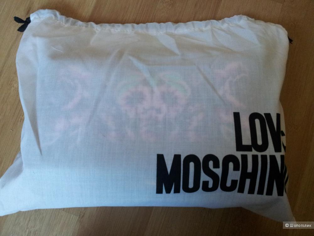 Сумка Love Moschino оригинал новая