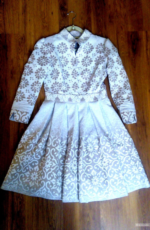 Платье российского дизайнера Stasya&Stasya
