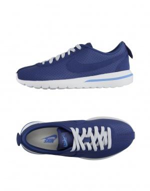 Кроссовки Nike, цвет синий, р-36,5.