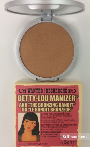 The Balm Betty-lou новый