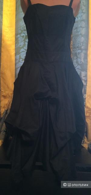 Платье чёрное, вечернее St-martins новое
