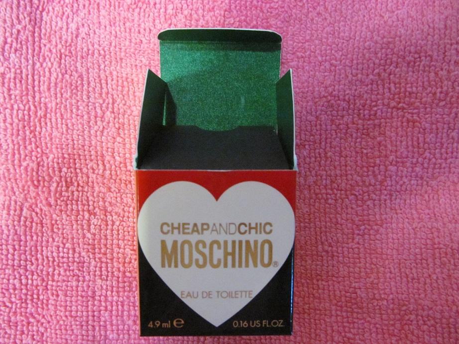 Парфюм Moschino Cheap and Chic