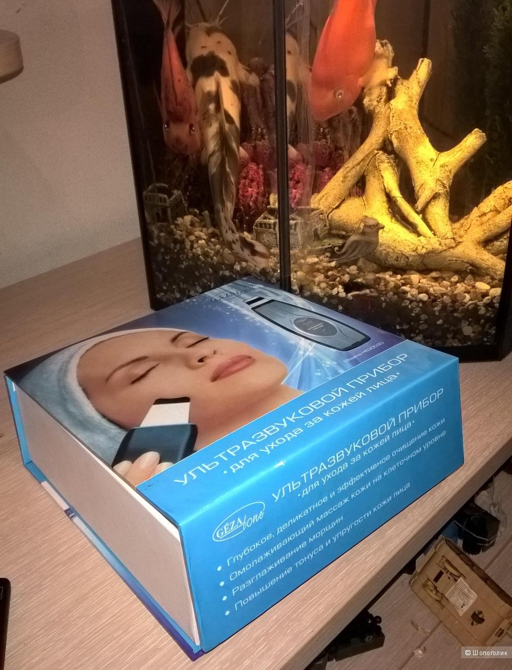 Аппарат для ультразвуковой чистки лица  Gezatone HS3003D