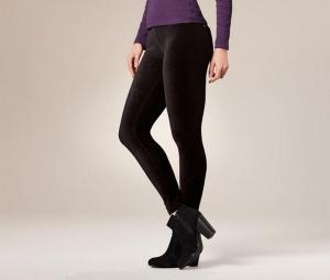 Узкие вельветовые брюки-леггинсы Tchibo, размер 44.