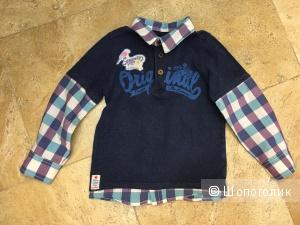 Футболка рубашка Catimini на 3 года