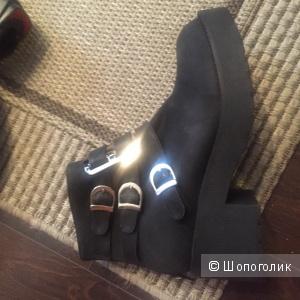 Новые ботинки Jeffrey Campbell, 41 размер