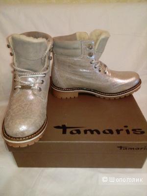 Ботинки женские зимние Tamaris размер 41