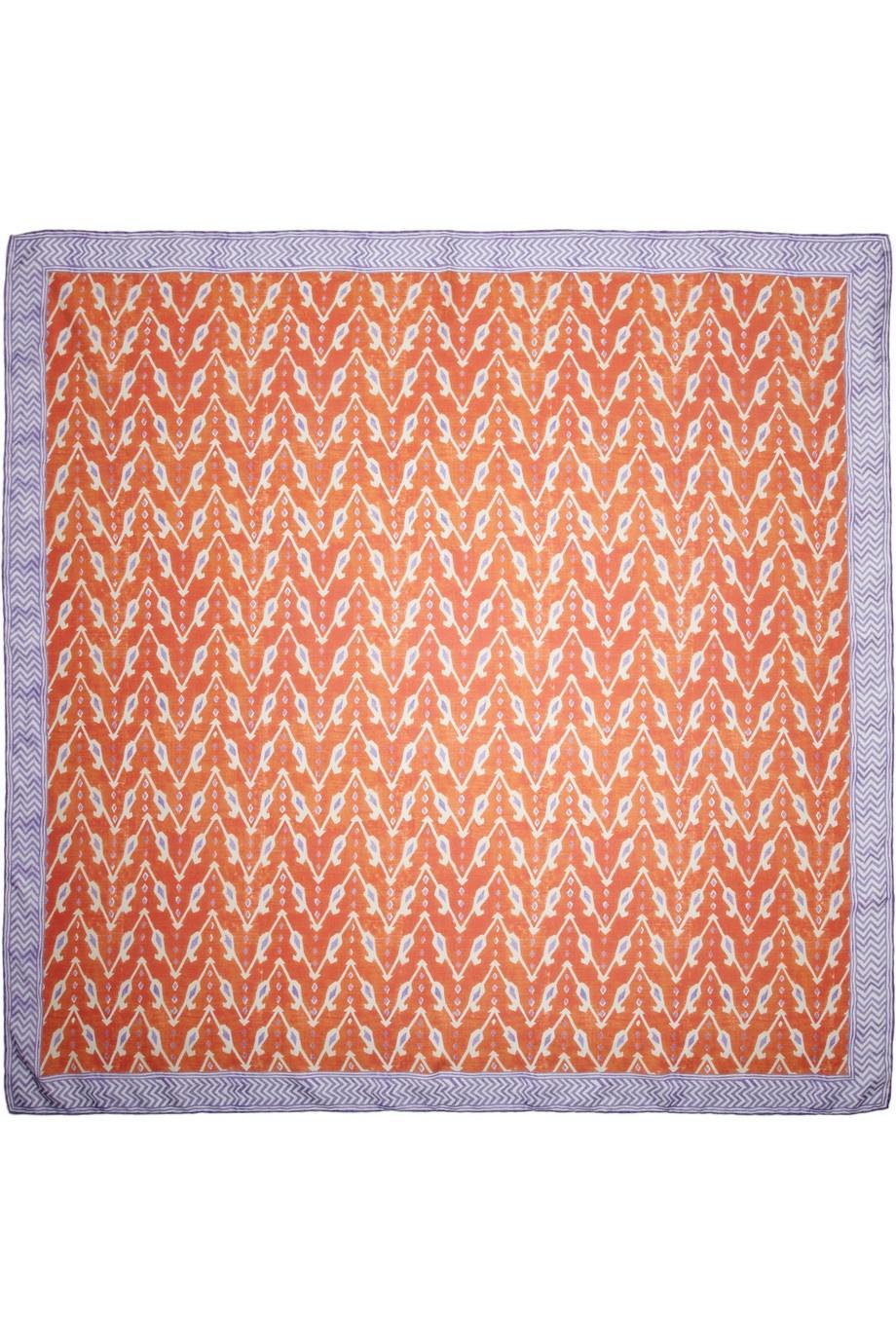 Шелковый платок Ralph Lauren Collection