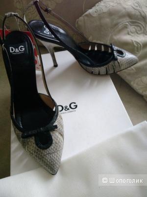 Продаются босоножки Dolce & Gabbana р.37