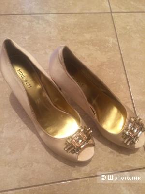 Новые туфли Nine west 40 размер