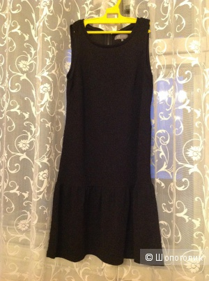 Reserved, платье с люрексом, р 42-44