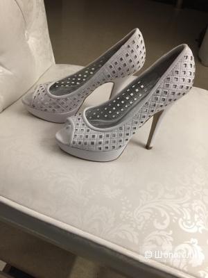 Белые туфли 35 размер
