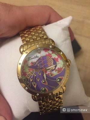 Шикарные брендовые часы BERTHA оригинал.