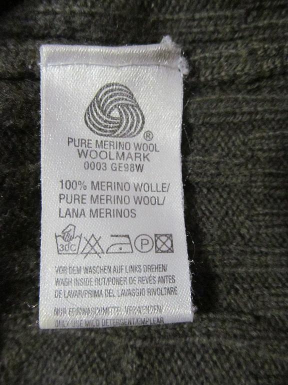 Джемпер Marc O'Polo (Германия), 100% шерсть мериноса