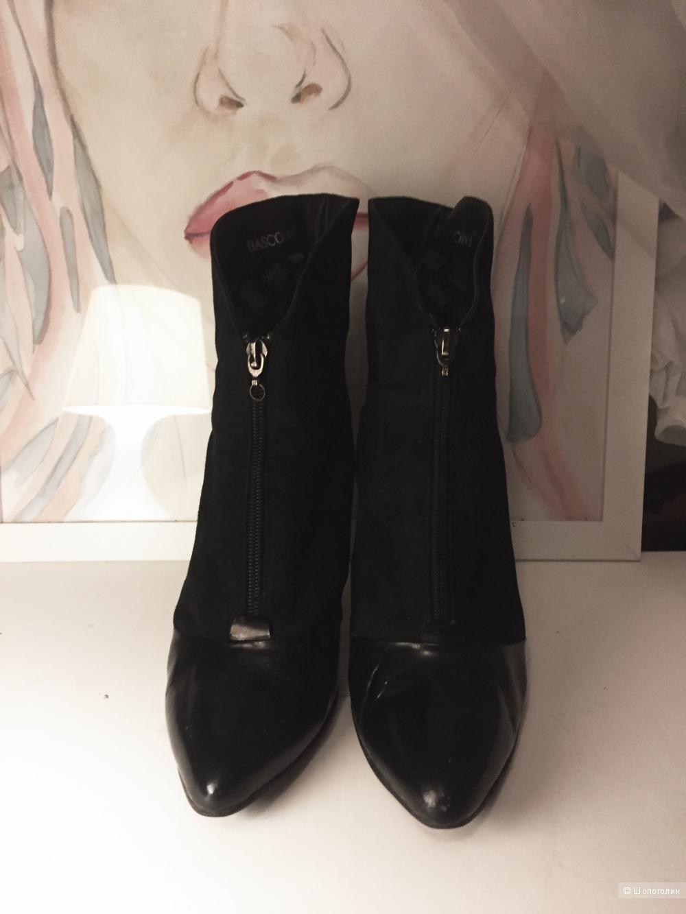 Обувь bascoi р 38-39 на байке