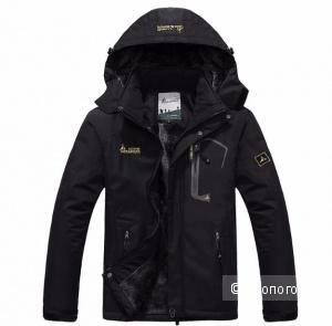 Новая мужская куртка 56-58р