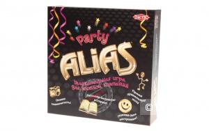 Игра настольная Alias Party Элиас Вечеринка
