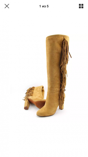 Сапоги Ralph Lauren размер 8,5