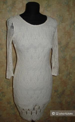 Кружевное платье 83 Girl р. 40-42