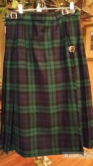 Легендарная юбка Laird Portch Шотландия оригинал 46 размер