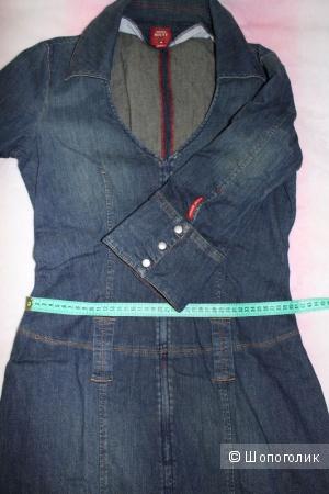Платье джинсовое MISS SIXTY, новое, размер 46-48