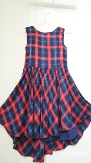 Нарядное платье для девочки 10-11 лет интересного дизайна из магазина Patch Kids