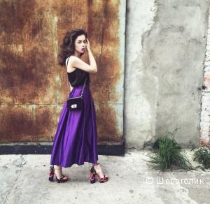 Шикарная нарядная юбка