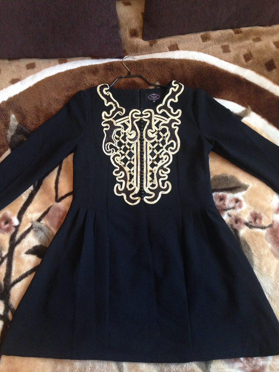 Платье фирма Davida (Корея) размер М