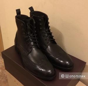 Стильные мужские итальянские ботинки Thompson, 40 российский