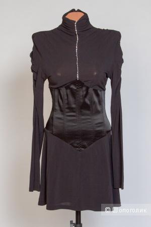 Платье Alexander McQueen 42-44 Swarovski