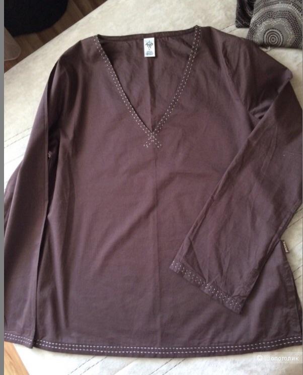 Тончайшая рубашка PrAna, размер М