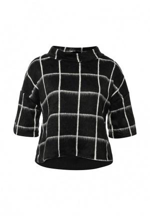 Мягкий свитер с геометричным принтом от Rinascimento, размер S