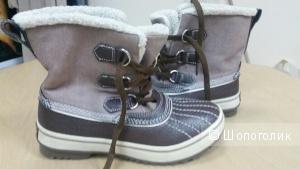 Новые ботинки Sketcher -36 р-р