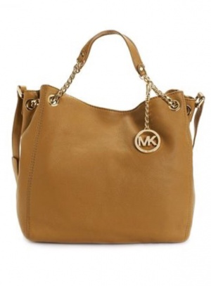 Кожаная сумочка Michael Kors