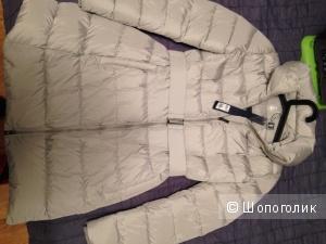 Пуховое новое пальто Add 46российский