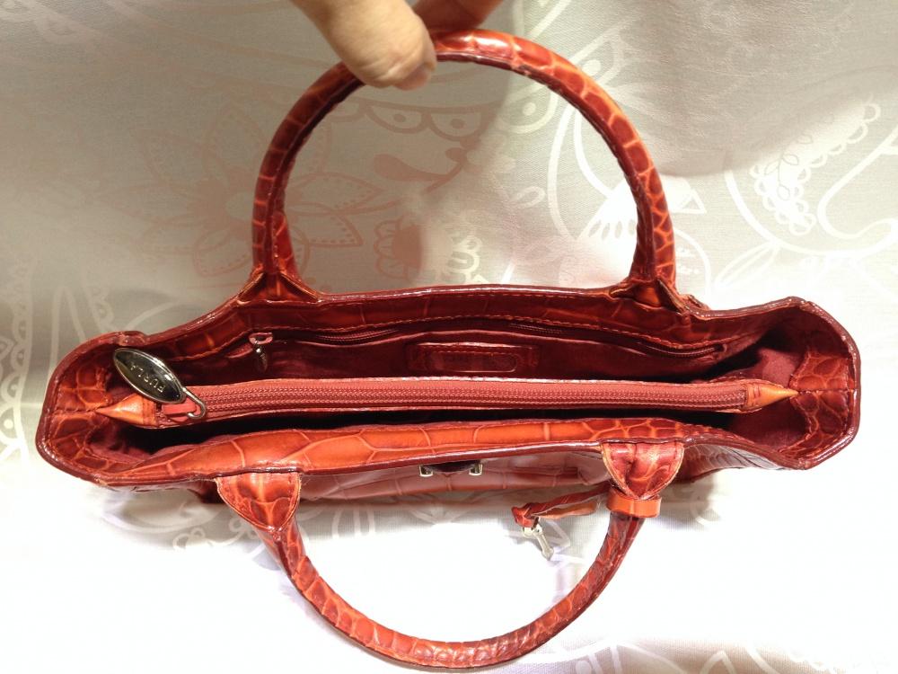 Красивая маленькая сумка с ключиком FURLA