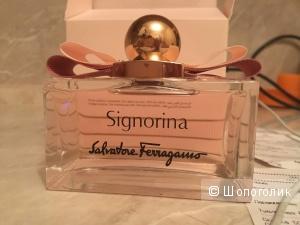 Парфюм Salvatore Ferragamo Signorina 100 мл