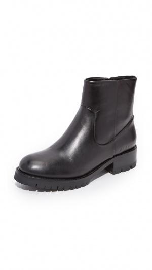 Новые сапоги ботинки dkny р 39