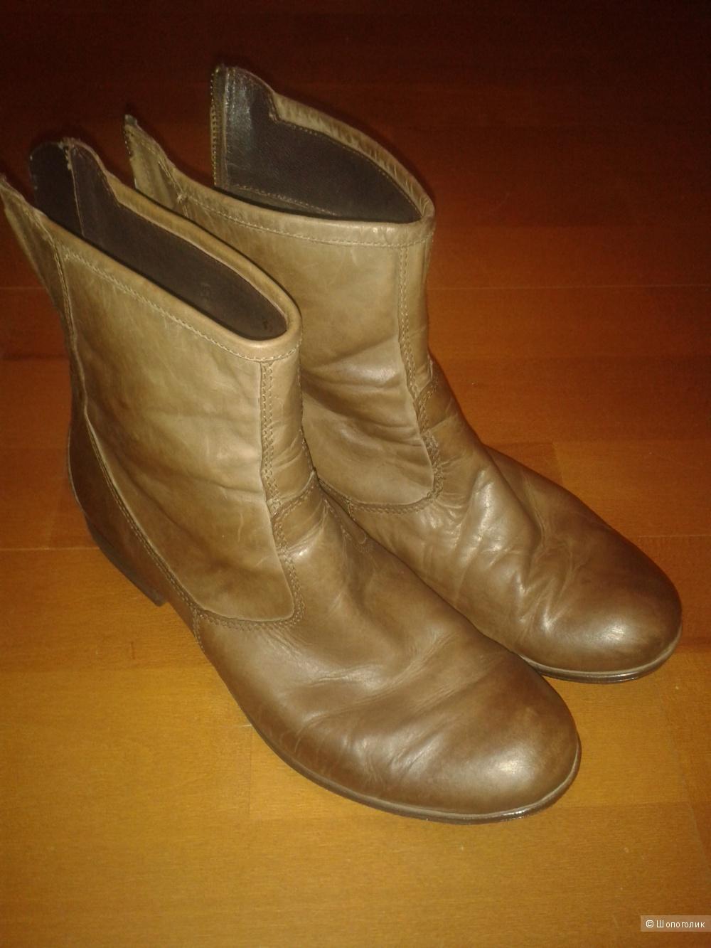 Кожаные ботинки Khrio 40 размера