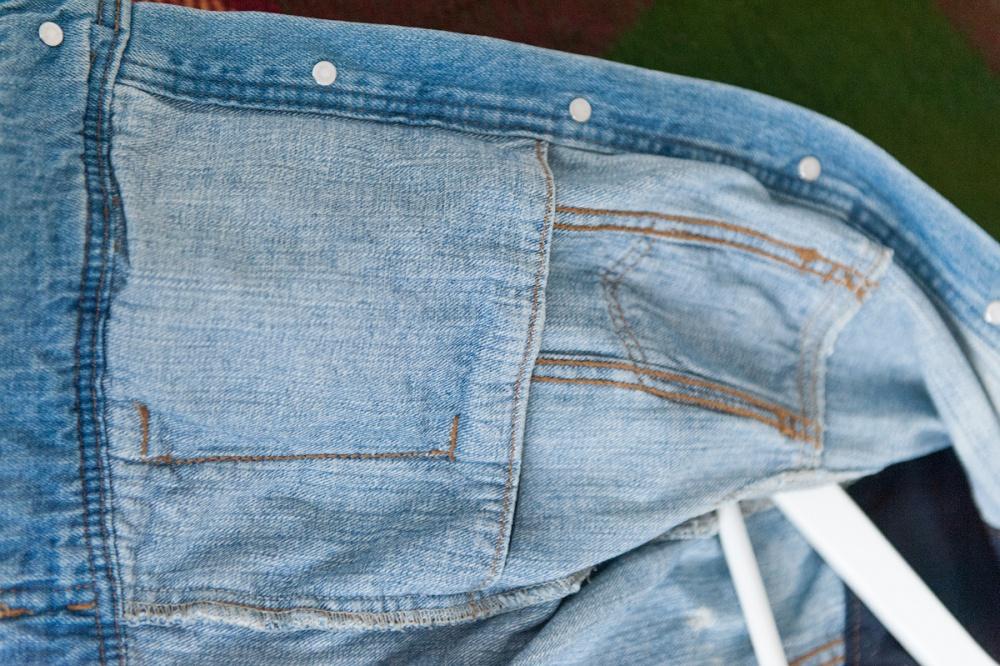 Женская джинсовая куртка Pull&Bear р. 40-42