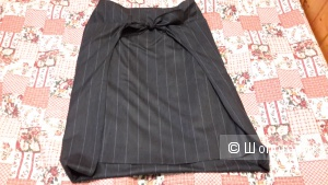 Теплая шерстяная юбка Parolle от дизайнера Victoria Andreyanova размер 46