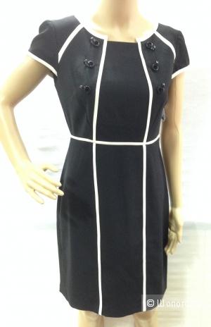CHETTA B брендовое строгое офисное платье р.44 Новое.Оригинал