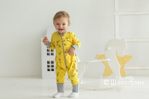 Детская пижама марки Bambinizon 104 (реально на 98)