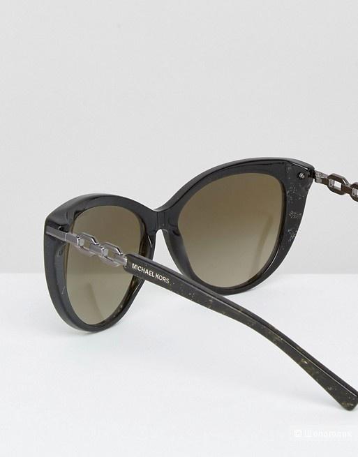 """Круглые солнцезащитные очки """"кошачий глаз"""" Michael Kors"""