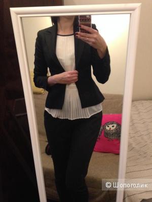 Пиджак на стройную девушку, размер (36) 42-44