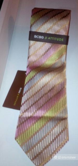 Новый галстук BCBG галстук